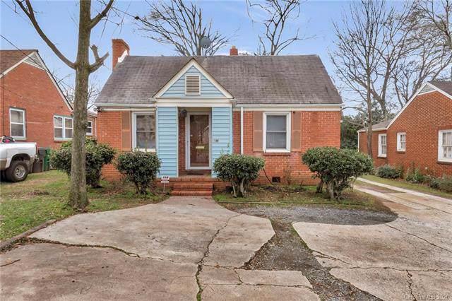 813 West Boulevard, Charlotte, NC 28203 (#3582535) :: Besecker Homes Team