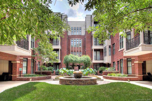 2810 Selwyn Avenue #313, Charlotte, NC 28209 (#3582554) :: High Performance Real Estate Advisors