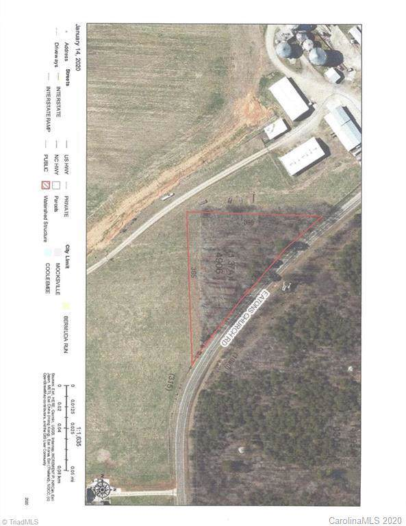 000 Eatons Church Road, Mocksville, NC 27028 (#3582575) :: Miller Realty Group