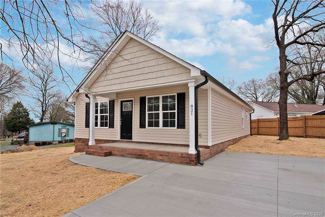 821 Norland Avenue, Kannapolis, NC 28083 (#3582578) :: Team Honeycutt