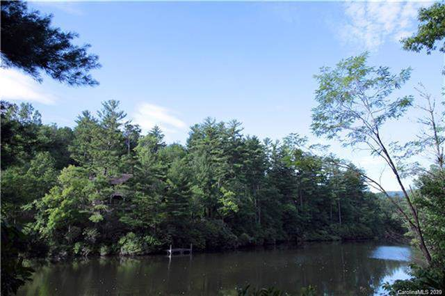 Lot 10 Indian Lake Road 10/10, Lake Toxaway, NC 28747 (#3582600) :: Keller Williams Professionals
