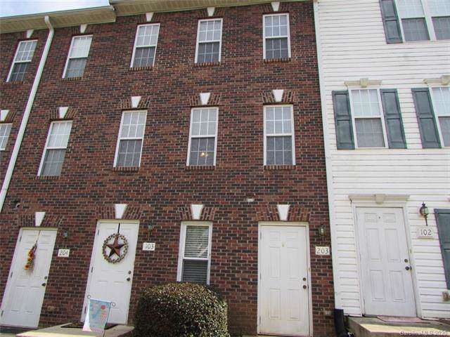 118 Steam Engine Drive #203, Mooresville, NC 28115 (#3582632) :: LePage Johnson Realty Group, LLC