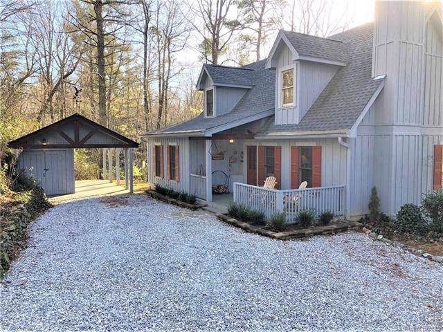 58 Rainbows End Lane 9 Part. 6&7, Lake Toxaway, NC 28747 (#3582636) :: Keller Williams Professionals