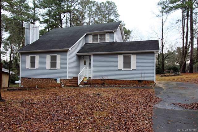 1305 Shannon Drive, Wadesboro, NC 28170 (#3582653) :: Johnson Property Group - Keller Williams