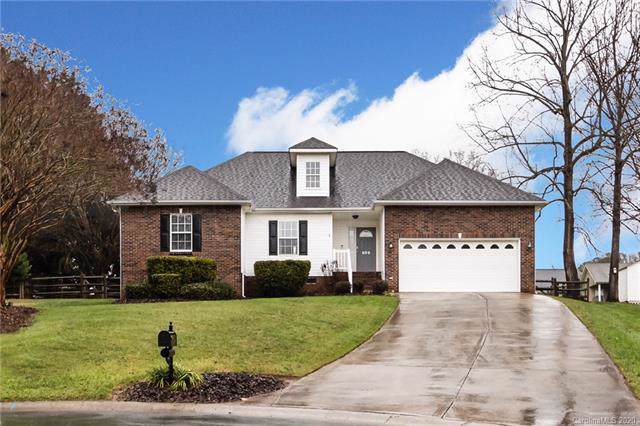 606 Highland Place, Belmont, NC 28012 (#3582713) :: BluAxis Realty