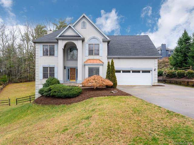 203 Weston Way, Asheville, NC 28803 (#3582763) :: Exit Realty Vistas