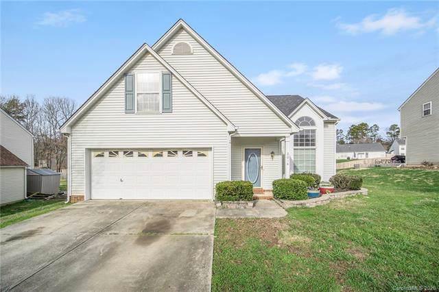 2014 Mallard Pine Court, Charlotte, NC 28262 (#3582810) :: MartinGroup Properties
