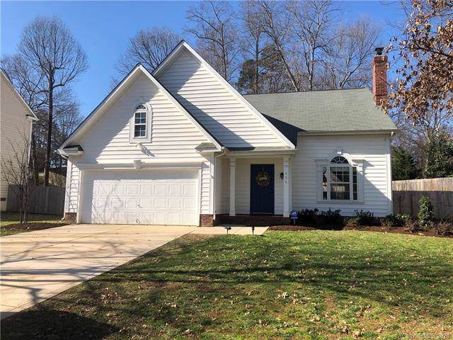 105 Red Tip Lane, Mooresville, NC 28117 (#3582813) :: The Ramsey Group