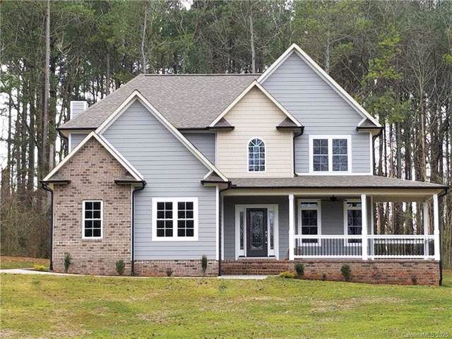 6055 Old Shelby Road, Vale, NC 28168 (#3582836) :: Carlyle Properties