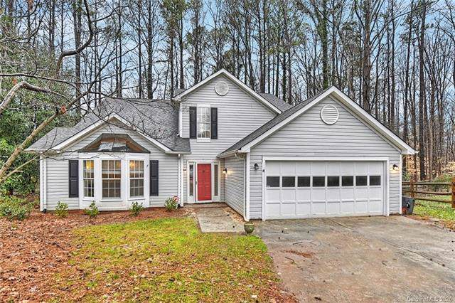 1307 Old Pond Lane, Matthews, NC 28105 (#3582846) :: Carlyle Properties