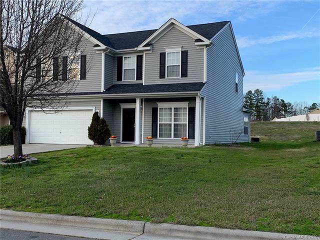 1819 Mary Wynn Court, Kannapolis, NC 28083 (#3582884) :: Team Honeycutt