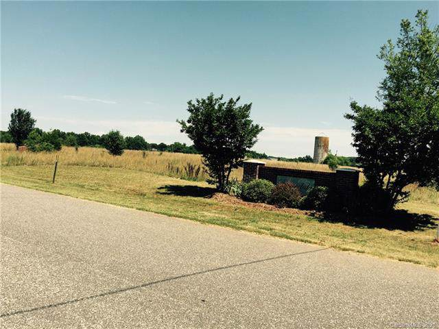 Lot #26 Hazen Drive #26, Crouse, NC 28033 (#3582914) :: LePage Johnson Realty Group, LLC