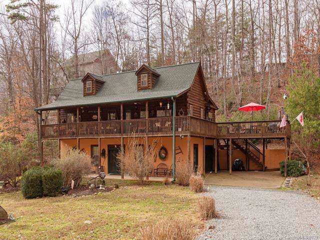 145 E Wilderness Road, Lake Lure, NC 28746 (#3582915) :: Roby Realty