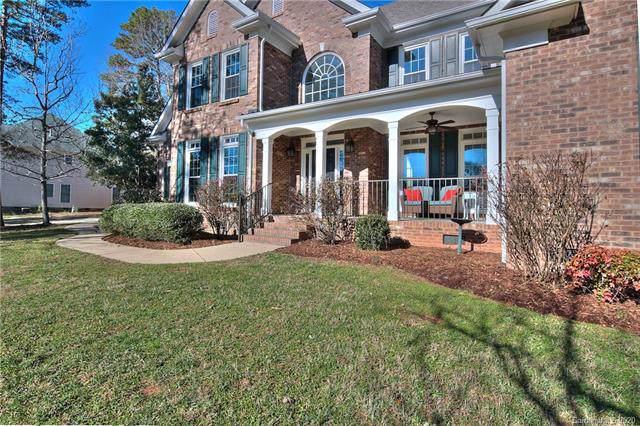 2723 Savannah Hills Drive, Matthews, NC 28105 (#3582963) :: Team Honeycutt