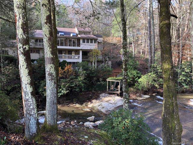 171 Fairway Drive, Lake Lure, NC 28746 (#3583009) :: Stephen Cooley Real Estate Group