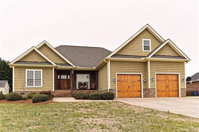 1921 Old Farm Road, Lincolnton, NC 28092 (#3583035) :: LePage Johnson Realty Group, LLC