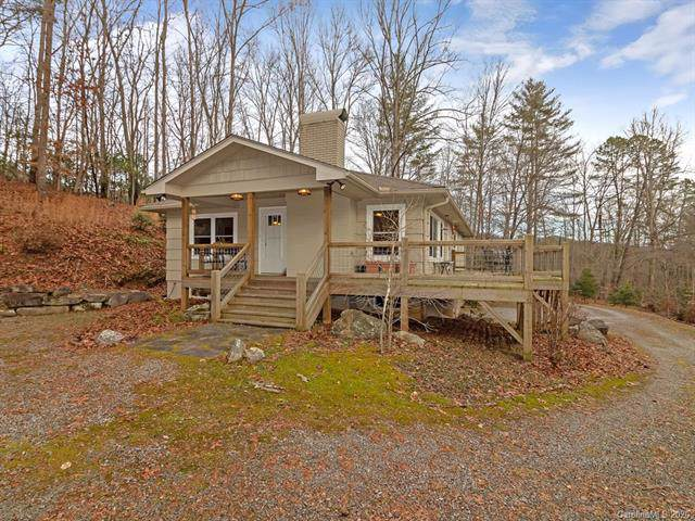 121 Badgers Ridge, Brevard, NC 28712 (#3583068) :: Robert Greene Real Estate, Inc.