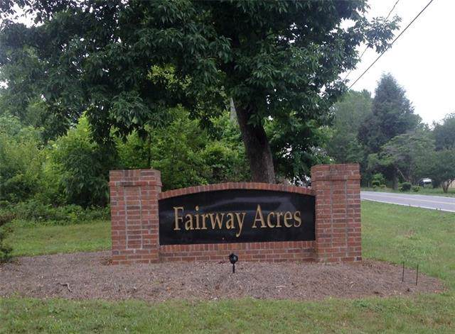 1579 Fairway Drive, Newton, NC 28658 (#3583091) :: Stephen Cooley Real Estate Group