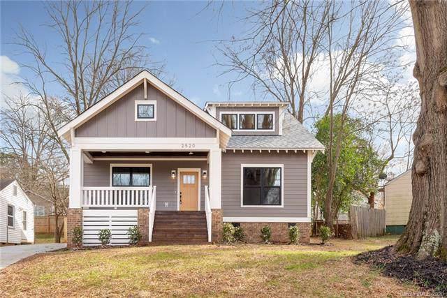 2520 Roslyn Avenue, Charlotte, NC 28208 (#3583108) :: MOVE Asheville Realty