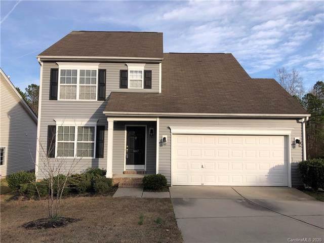 1447 Moss Creek Drive, Harrisburg, NC 28075 (#3583112) :: Stephen Cooley Real Estate Group