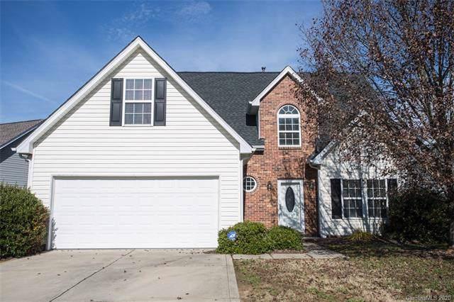 132 Newport Drive, Kannapolis, NC 28081 (#3583121) :: Premier Realty NC
