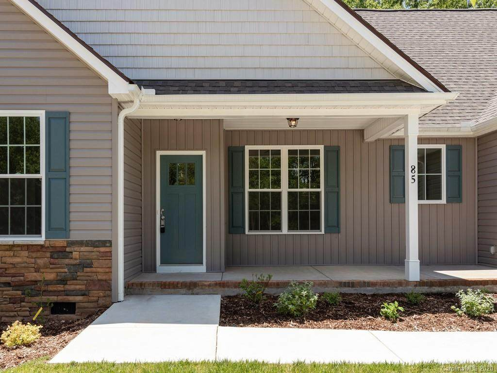 85 Caitlin Raney Way #2, Brevard, NC 28712 (#3583137) :: Robert Greene Real Estate, Inc.