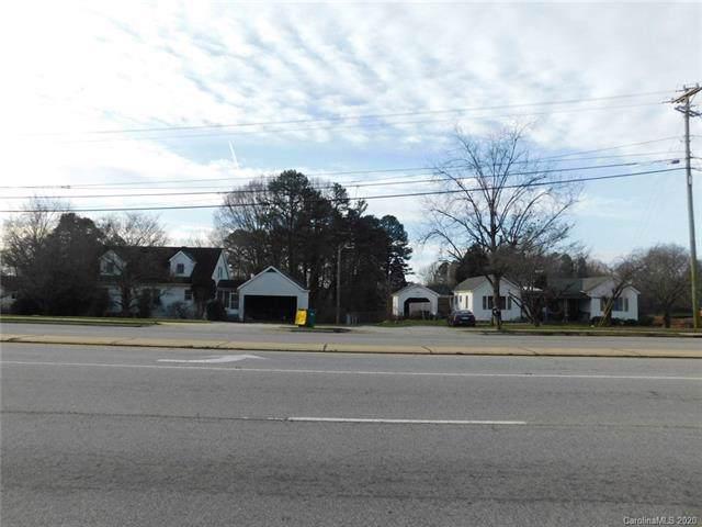 2251 & 2241 Statesville Boulevard, Salisbury, NC 28147 (#3583173) :: Rowena Patton's All-Star Powerhouse