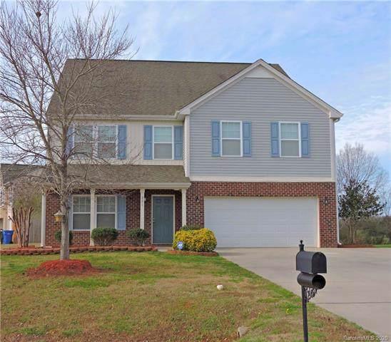 201 Smokehouse Lane, Albemarle, NC 28001 (#3583195) :: LePage Johnson Realty Group, LLC