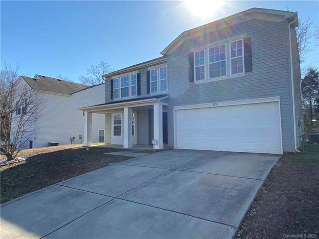 305 Settlers Ridge Drive, Kannapolis, NC 28081 (#3583210) :: Carlyle Properties