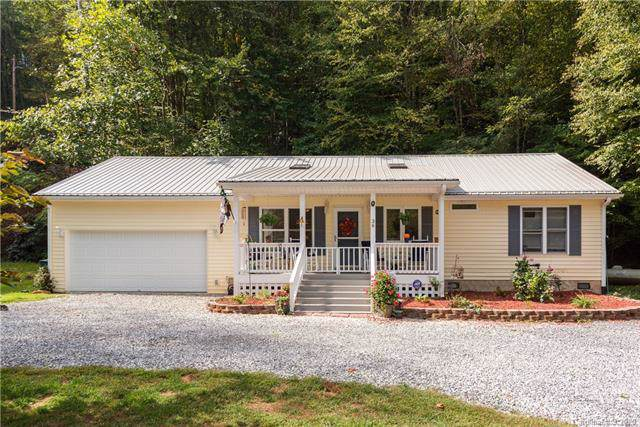 36 Woodmore Drive, Waynesville, NC 28785 (#3583216) :: Keller Williams Professionals