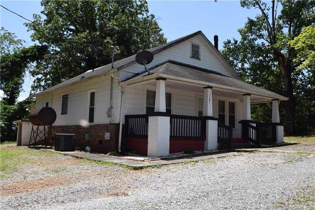 1387 Us 70 Highway W Street, Morganton, NC 28655 (#3583243) :: Robert Greene Real Estate, Inc.