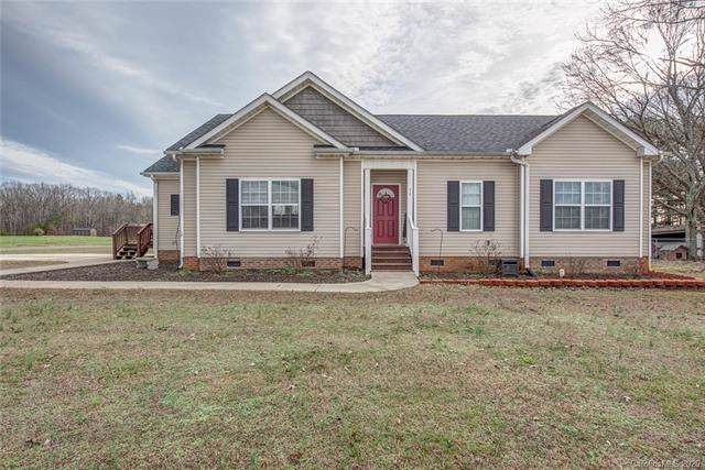 310 Jim Cline Road, Lawndale, NC 28090 (#3583280) :: Rinehart Realty