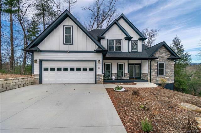 98 Hamilton Woods Lane, Etowah, NC 28729 (#3583282) :: Caulder Realty and Land Co.