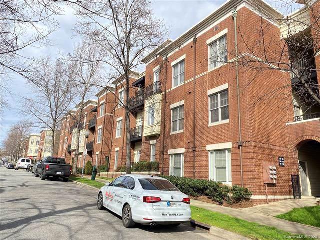 711 Garden District Drive, Charlotte, NC 28202 (#3583313) :: Scarlett Property Group