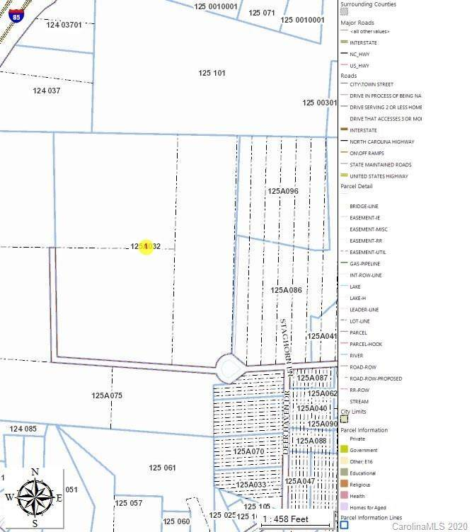 0 Deer Haven Drive, China Grove, NC 28023 (#3583321) :: Premier Realty NC