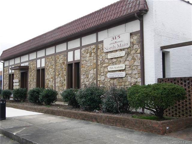 315 N Main Street, Salisbury, NC 28144 (#3583325) :: Rowena Patton's All-Star Powerhouse