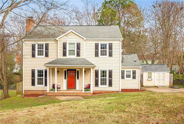 500 Sunnywood Lane, Charlotte, NC 28270 (#3583328) :: The Andy Bovender Team