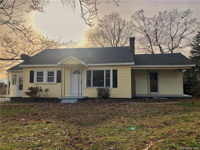 170 Padgett Street, Ellenboro, NC 28040 (#3583346) :: Robert Greene Real Estate, Inc.
