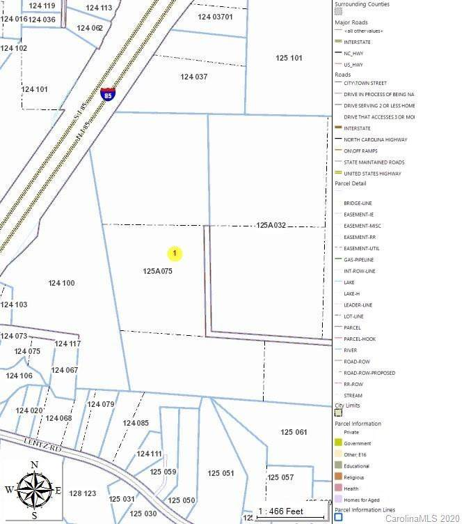 0 Deer Haven Drive, China Grove, NC 28023 (#3583351) :: Premier Realty NC