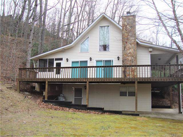 77 Mountain Crest Drive, Maggie Valley, NC 28751 (#3583359) :: LePage Johnson Realty Group, LLC