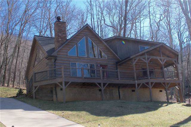 150 Toi Trail, Maggie Valley, NC 28751 (#3583364) :: Carolina Real Estate Experts