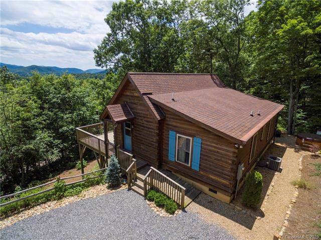 22 New Lite Road, Fairview, NC 28730 (#3583379) :: Roby Realty