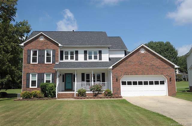 400 Wildwood Drive, Salisbury, NC 28146 (#3583386) :: BluAxis Realty