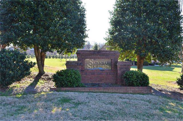 410 Seven Springs Loop, Statesville, NC 28625 (#3583388) :: The Ramsey Group