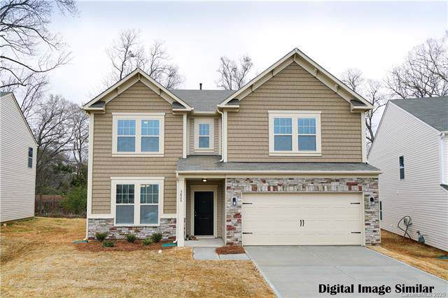 4534 Carnation Court #87, Charlotte, NC 28269 (#3583391) :: The Ramsey Group