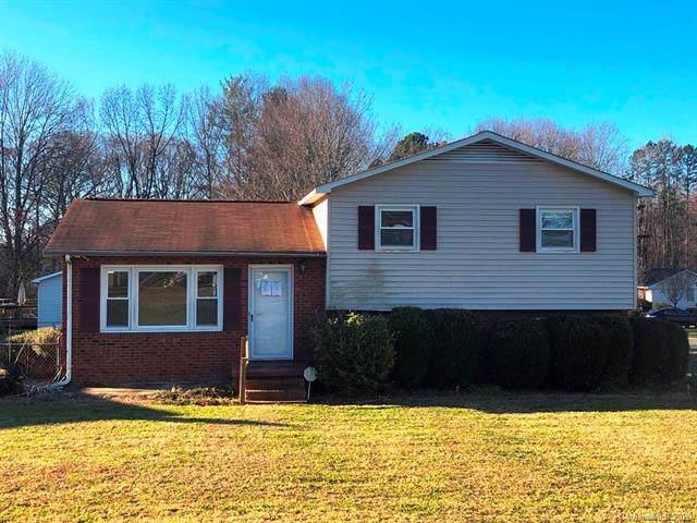 980 Ed Weaver Road, Salisbury, NC 28146 (#3583402) :: Homes Charlotte