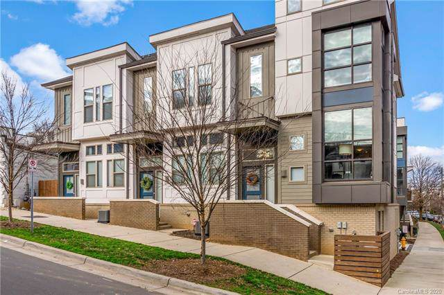 2002 Hawkins Street, Charlotte, NC 28203 (#3583414) :: LePage Johnson Realty Group, LLC