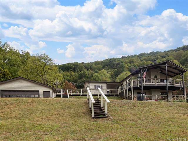 287 Highview Drive, Maggie Valley, NC 28751 (#3583430) :: High Performance Real Estate Advisors