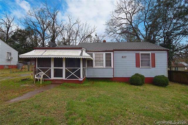 827 Kingston Avenue, Charlotte, NC 28203 (#3583433) :: Scarlett Property Group