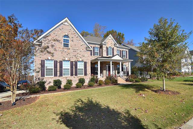 10530 Sable Cap Road, Mint Hill, NC 28227 (#3583438) :: MartinGroup Properties
